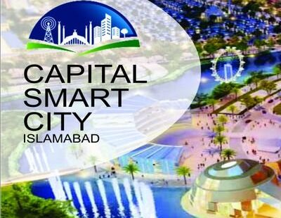 Plots for sale in Capital Smart City